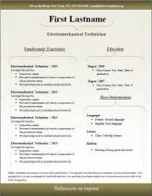 curriculum vitae template free free cv template 93 to 99 free cv template dot org