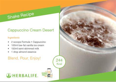 Herbalife Shake Recipes– Order Herbalife