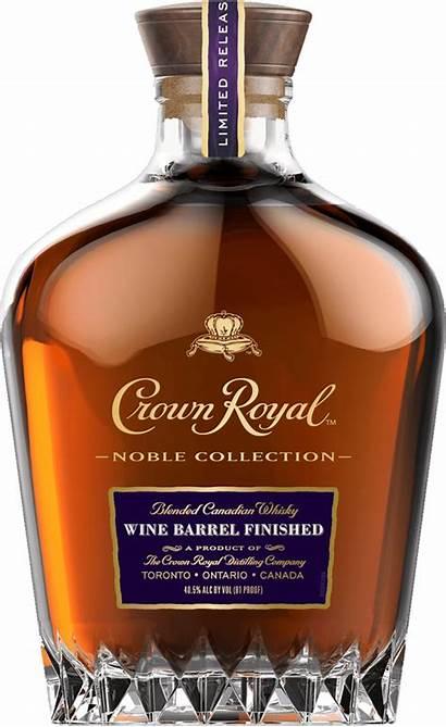 Crown Royal Wine Barrel Noble Whisky Finished