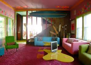 Colorful Rooms colorful living room interior design iroonie