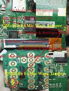 Qmobile E4 Mic Solution Jumper Problem Ways Microphone