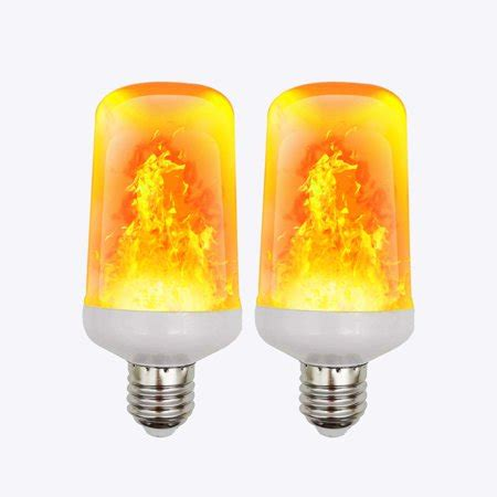 Product Of The Week Realistic Led Bulb by Lightahead Led Simulated Realistic Burning