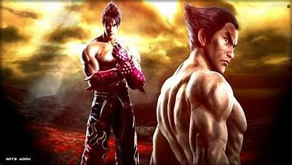 Jin Tekken Kazama Tag Tournament Kazuya Mishima