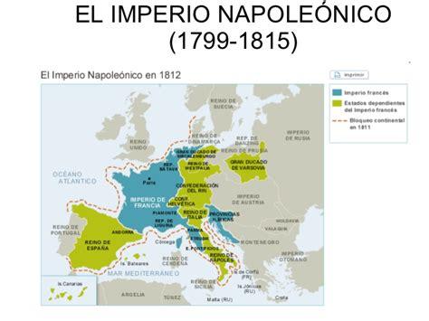 Napoleon Bonaparte Resumen Yahoo by El Imperio Napole 243 Nico 1799 1815
