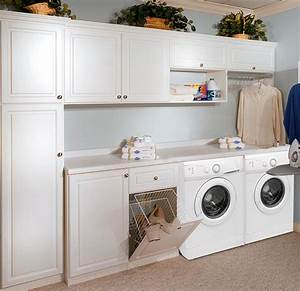 Cabinets: Breathtaking Laundry Cabinets For Home Wall