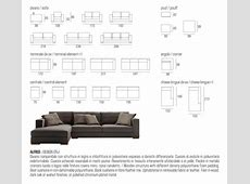 Jesse Alfred Sofa Contemporary Sofas Modern Sofas