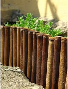 Bambou Noir Prix : bordure tradition bambou noir naturel r gulier bang bambouland bordures jardin concept ~ Teatrodelosmanantiales.com Idées de Décoration