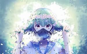 Anime, Mask, Girl, Wallpapers, -, Top, Free, Anime, Mask, Girl, Backgrounds