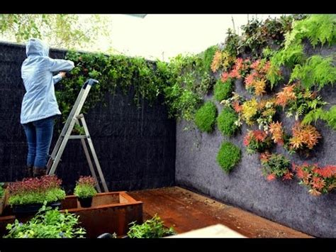 Un Jardin A Tu Medida  Patio Doovi