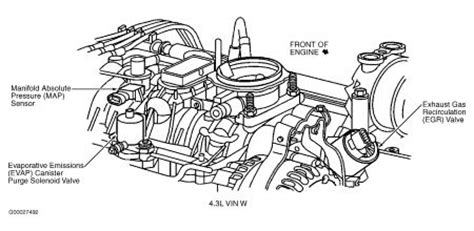 Chevy Blazer Motor Diagram Engine