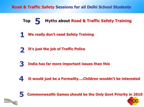 road safety essay in english