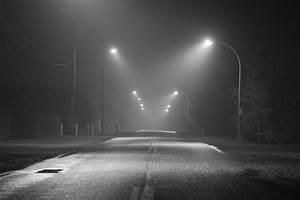 Empty Road At Night   www.pixshark.com - Images Galleries ...