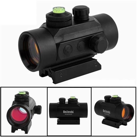 Professional Hunting Reflex Greenred Dot Sight