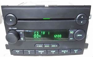 Ford Mustang 2006 Factory Stereo CD Player OEM Radio 6F9T18C869BC