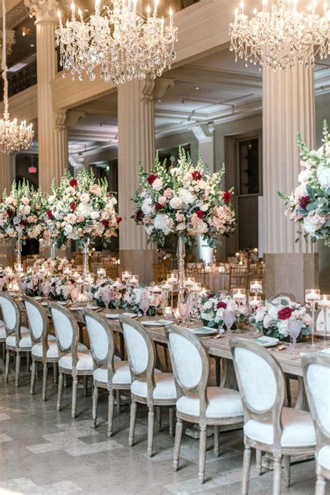 seasonal indoor garden wedding captured  josh  dana