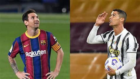 Lionel Messi vs. Cristiano Ronaldo: así va el historial de ...