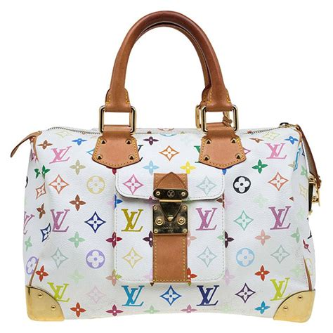 louis vuitton multicolor handbags handbag reviews