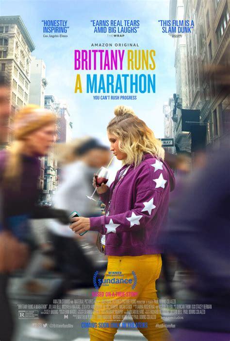brittany runs  marathon  poster imp awards