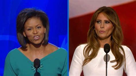 Melania Trump Copied Michelle Obama's Speech at 2016 RNC - YouTube