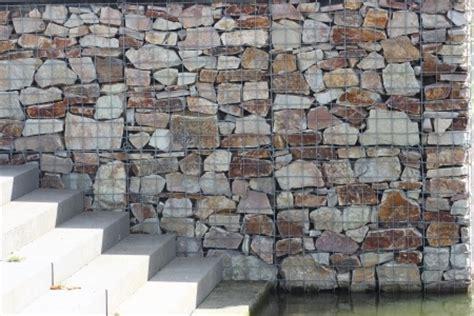 garten trennwände aus stein gabionen allrounder in der gartengestaltung gartenmagazine de