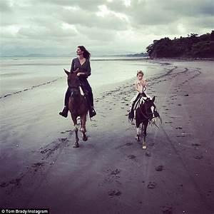 Tom Brady shares scenic snap of wife Gisele Bündchen ...