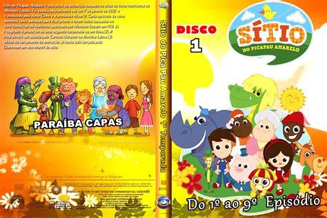 Sitio Do Pica Pau Amarelo 1 Temporada Paraiba Capas