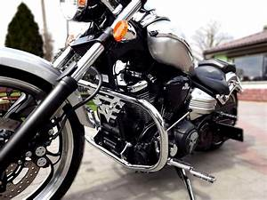 Yamaha Raider Xv 1900 Crash Bar Highway Engine Guard  Protector