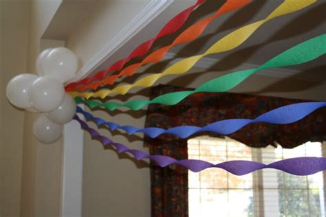 Balloon And Streamer Decoration Ideas Elitflat