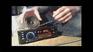 Hook Up A Car Stereo In Your House Without Psu  Easiest Way