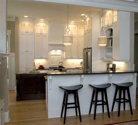 peninsula island kitchen white kitchen w peninsula and island favorite places