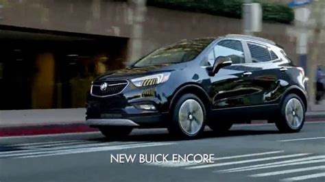 buick encore preferred tv commercial talking