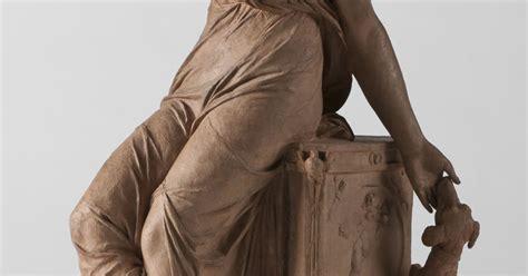 New acquisition: Terracotta sculpture by Jean-Baptiste ...