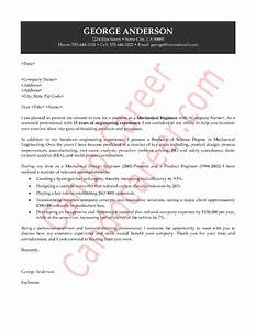 mechanical engineer cover letter sample cando career With cover letter for mechanical engineer