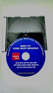2007 Npr   Nqr   Nrr  U0026 Gm W3500   W4500   W5500 Service Manual Cd