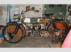 1910 FN Classic Motorcycle Pictures