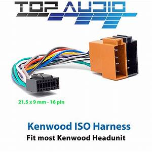 Jvc Iso Wiring Harness Kw