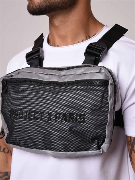 utility chest bag  mesh details project  paris