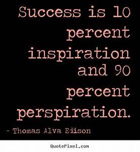 EINSTEIN QUOTES... Perspiration Quotes