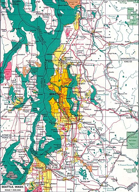 metropolitan area maps perry castaneda map
