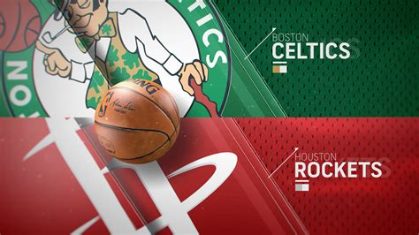 WATCH: Boston Celtics vs. Houston Rockets