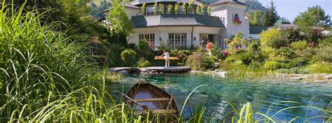 Feng Shui Garten & Wellness • Hotel Salzburgerhof 5*s