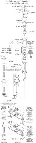 price pfister kitchen faucet repair manual price pfister parts diagram faucets reviews