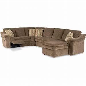 la z boy devon 5 piece power reclining sectional with ras With lazy boy devon sectional sofa