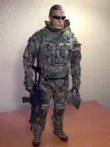 Modern German Soldier Uniform