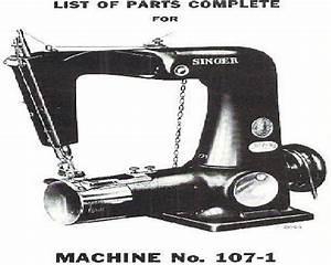 Singer 107