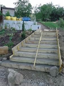 les 25 meilleures idees de la categorie coffrage escalier With coffrage escalier beton exterieur