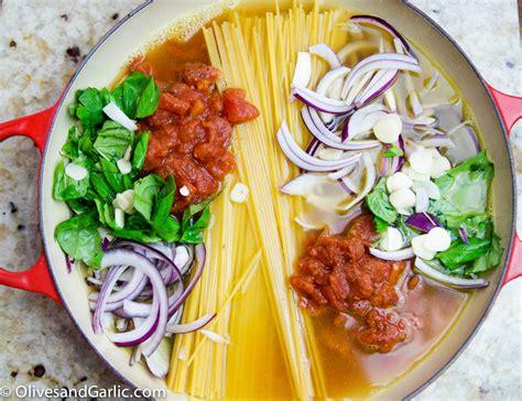 cuisiner du thon frais quot one pot pasta quot la solution gourmande pour les grosses