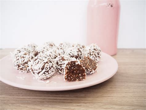 Cooking School Cocoa Bliss by Cherry Chocolate Bliss Balls Cooking For Busy Mums