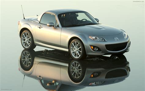 2009 Mazda Mx 5 Widescreen Exotic Car Pictures 06 Of 34