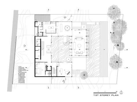 hillside house ar43 architects archdaily